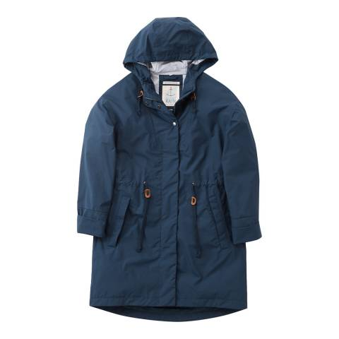 Seasalt Navy Porthchapel Mac