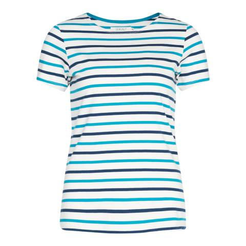 Seasalt Blue Sailor T-Shirt