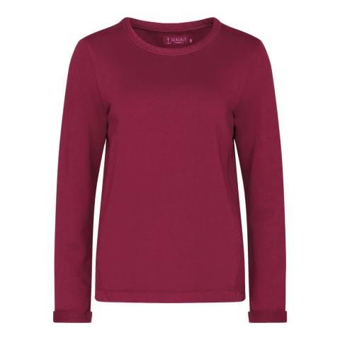 Seasalt Pink Magic Cove Sweatshirt