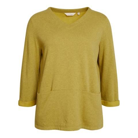 Seasalt Yellow Lighthouse Keeper Sweatshirt
