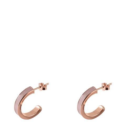 Radley Rose Gold Love Radley Earrings