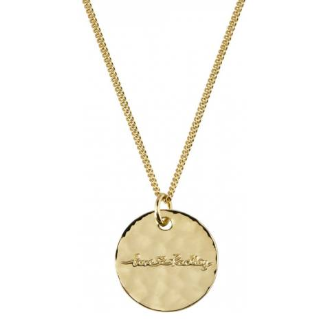 Radley Gold Broad Street Necklace