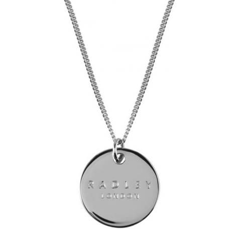 Radley Silver Broad Street Necklace