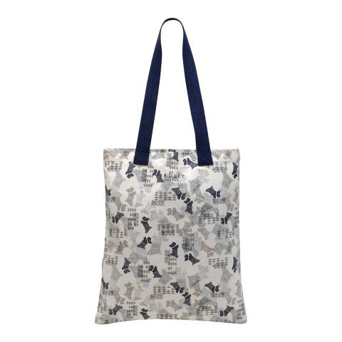 Radley White Medium Tote Bag
