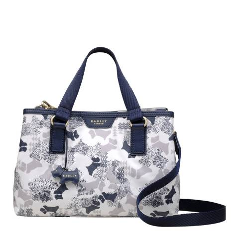 Radley White Medium Multi-Compartment Multiway