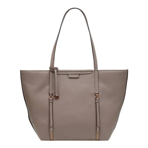 Radley Brown Large Open Top Tote Bag