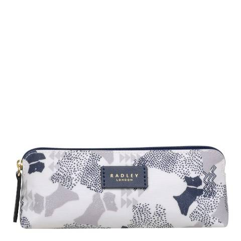 Radley White Small Pouch