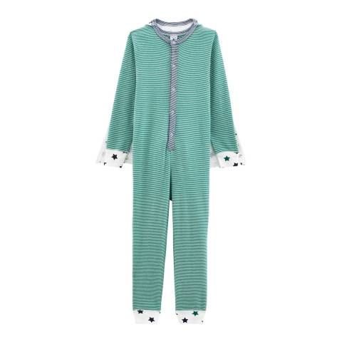 Petit Bateau Boy's Starry Outfit with Cape & Mask