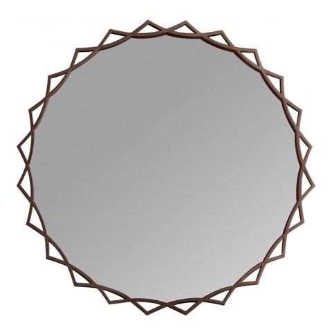 Gallery Bronze Novia Mirror 92x92cm