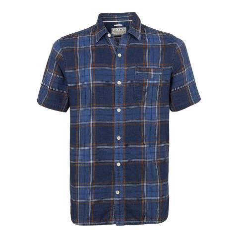 Fat Face Indigo Walton Check Shirt