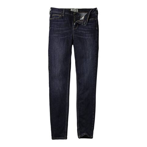 Fat Face Ink Blue Denim Superskinny Jeans