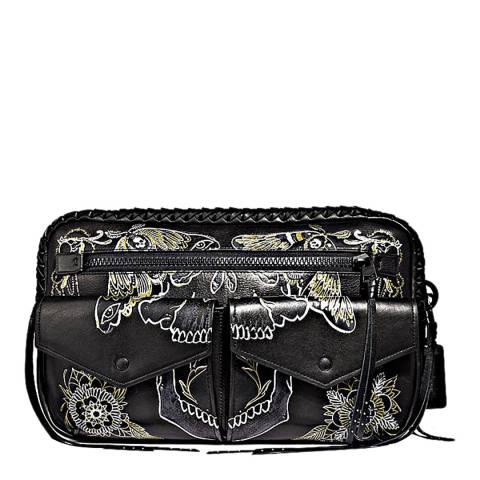 Coach Black Utility 36 Belt Bag