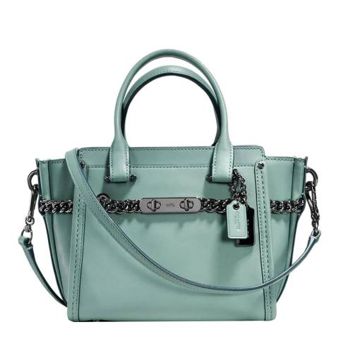 Coach Cloud Chain Detail Swagger 21 Bag