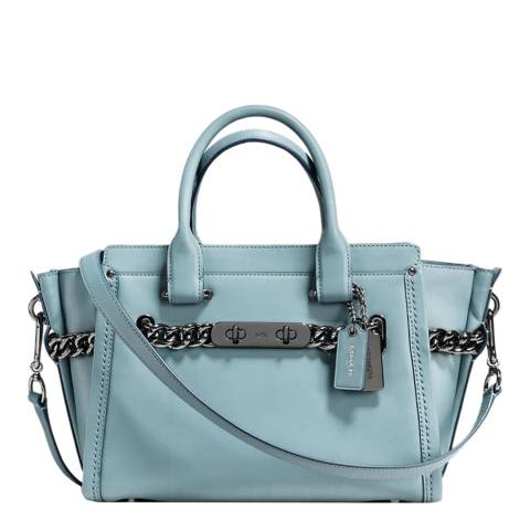 Coach Cloud ID Glovetan Swagger 27 Bag