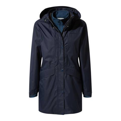 Craghoppers Blue/Navy Aird 3 in 1 Jacket