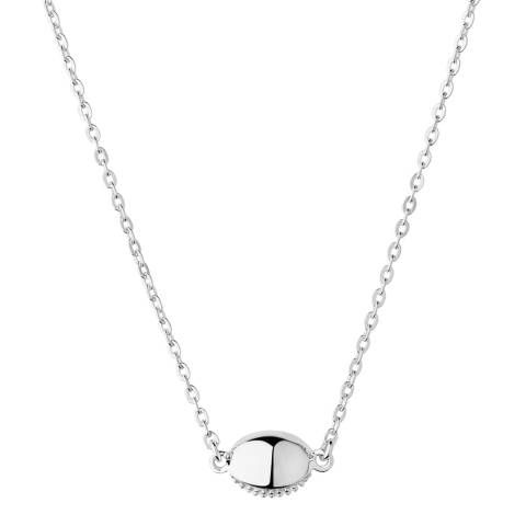 Links of London Silver Masquarade Oval Necklace
