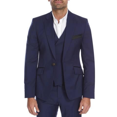 Vivienne Westwood Navy Evening Wool Waistcoat Jacket