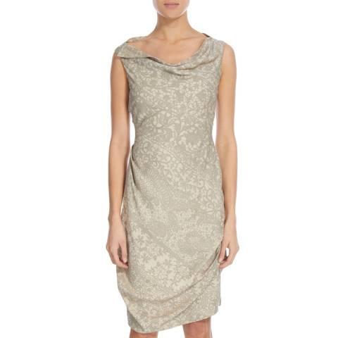 Vivienne Westwood Stone Pattern Amber Picnic Dress