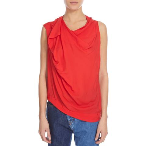 Vivienne Westwood Red Due Blouse