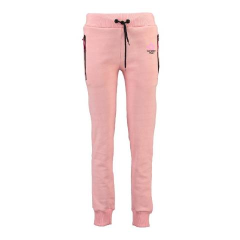 Canadian Peak Light Pink Mabiola Jogging Pant