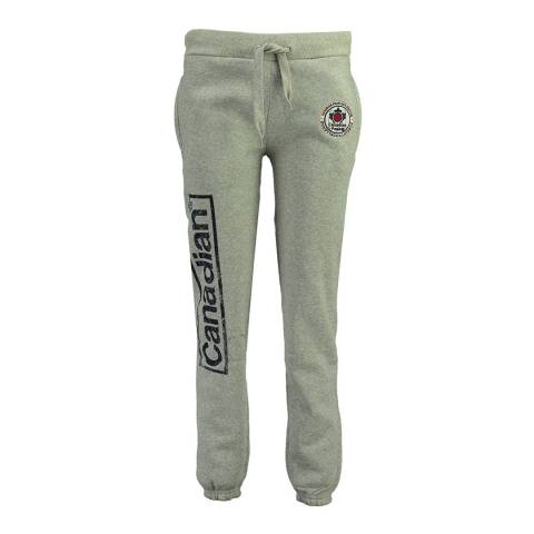 Canadian Peak Grey Mashy Jogging Pant