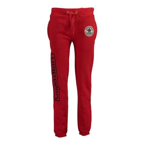 Canadian Peak Red Mashy Jogging Pant
