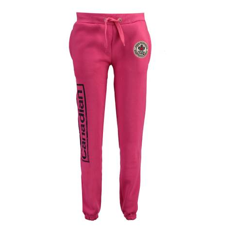 Canadian Peak Pink Mashy Jogging Pant
