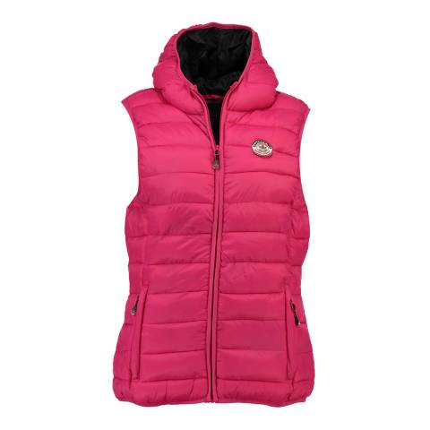 Canadian Peak Fuchsia Vineka Quilted Gilet