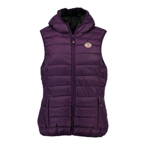Canadian Peak Purple Vineka Quilted Gilet