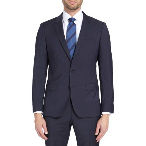 HUGO Navy C-Huge1 Slim Fit Jacket