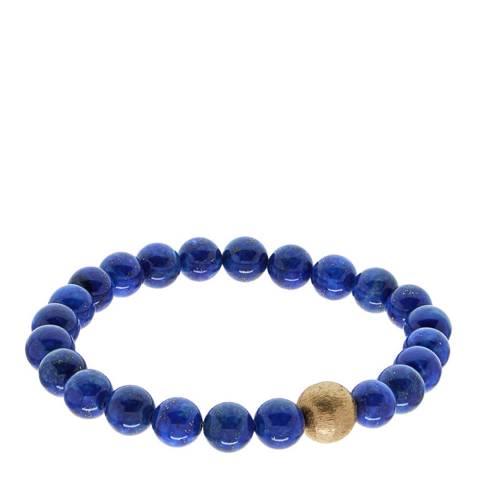 Liv Oliver Blue Lapis Bracelet