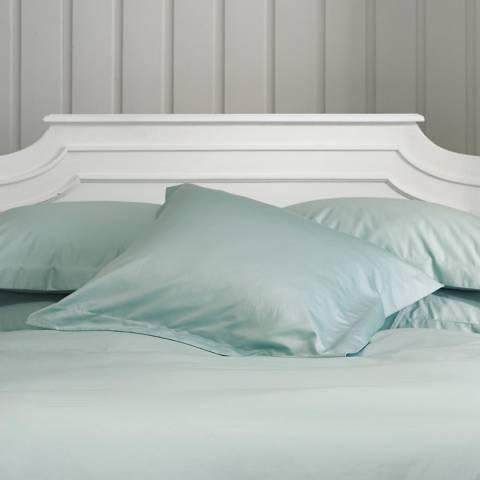 The Lyndon Company 800TC Oxford Square Pillowcase, Duck Egg