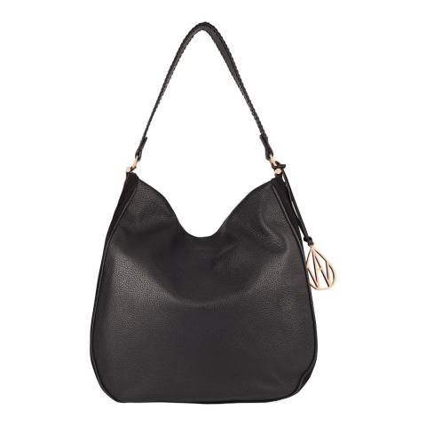 Amanda Wakeley Black Large Mara Bag