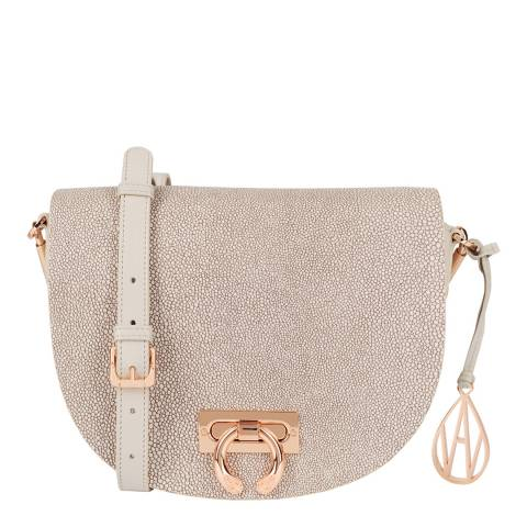 Amanda Wakeley Mineral/Stingray Leather Niven Bag