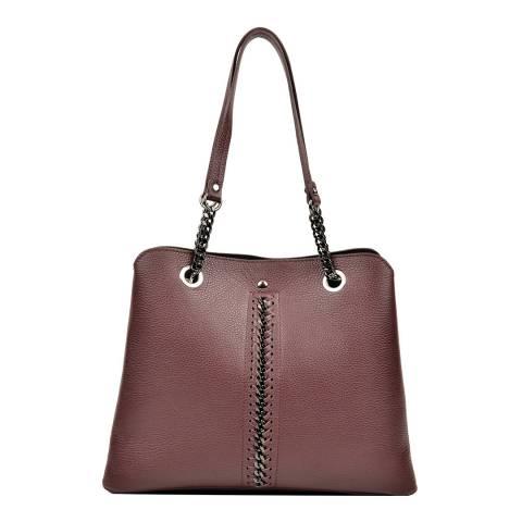 Luisa Vannini Vino Top Handle Bag
