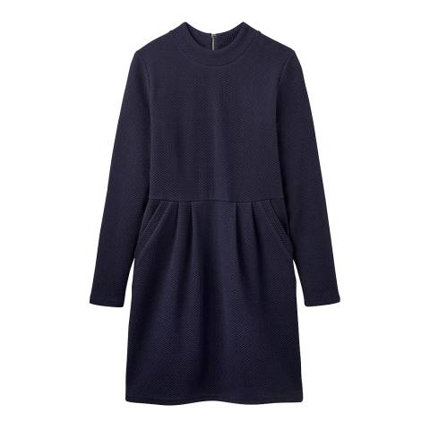 Joules Navy Patricia Dress