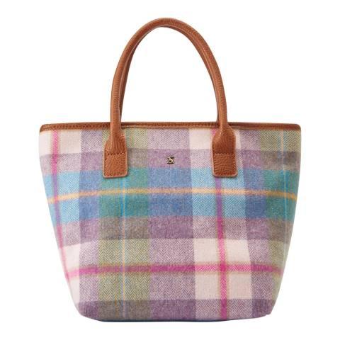 Joules Multi Carey Tweed Grab Bag