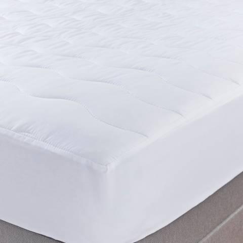 Silentnight Soft as Silk Double Mattress Protector