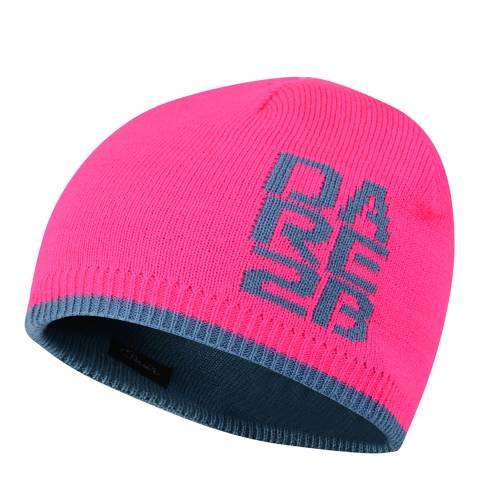 Dare2B Kids Cyber Pink Thick Cuff Beanie
