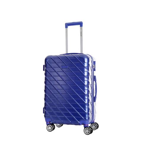 Travel One Blue Leira Small Suitcase 46cm