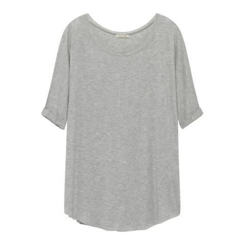 American Vintage Grey Albaville T-Shirt