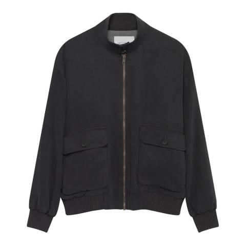 American Vintage Black Katetown Jacket