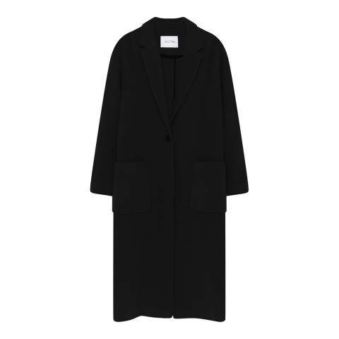 American Vintage Black Pazzion Coat