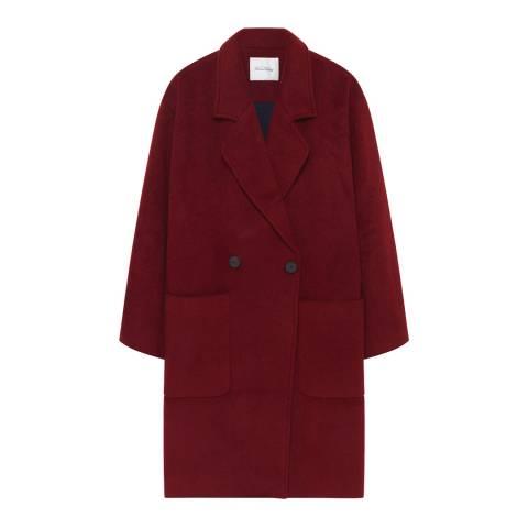 American Vintage Red Romabridge Coat