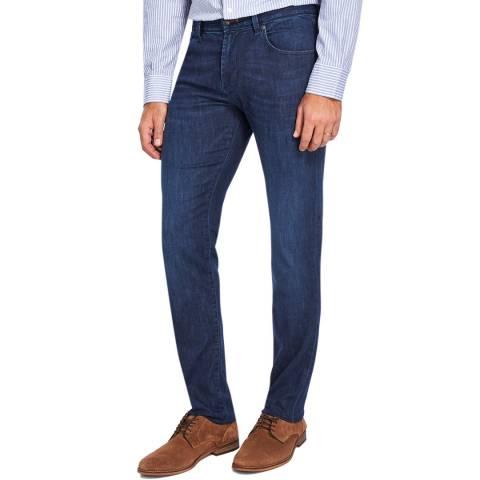 Hackett London Indigo Power Slim Stretch Jeans