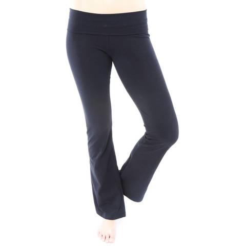 Electric Yoga Black Essential Boot Leg Pant