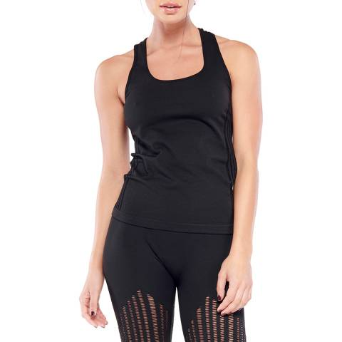 Electric Yoga Black Rugged Tank