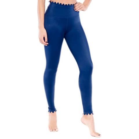 Electric Yoga Navy Lusting Leggings