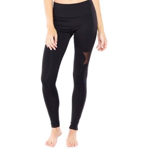Electric Yoga Black Star Leggings