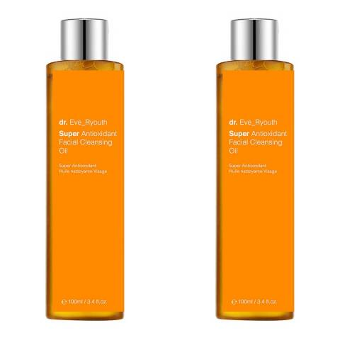 Dr Eve_Ryouth Super Antioxidant Facial Cleansing Oil Duo